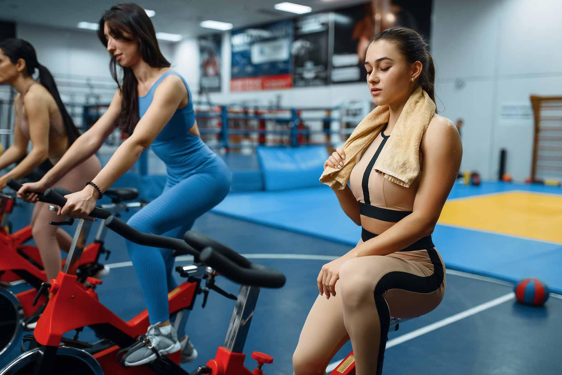 Что нужно что бы открыть фитнес-центр